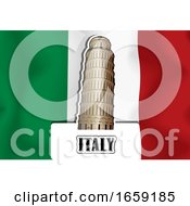 Poster, Art Print Of Italy Illustration