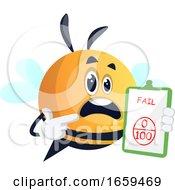 Bee Failed The Exam by Morphart Creations