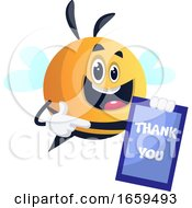 Bee Thanking