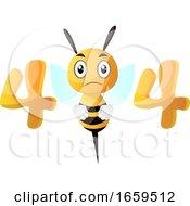 Yellow Sad Bee
