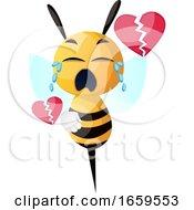 Broken Hearted Bee