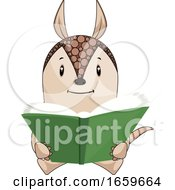 Armadillo Reading Book
