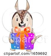 Armadillo Holding Present