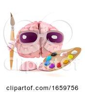 3d Brain Artist by Steve Young