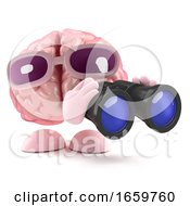 3d Brain Searches With Binoculars