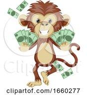 Monkey With Money