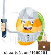 Mango Holding Screwdriver