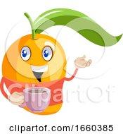 Mango With Coffee