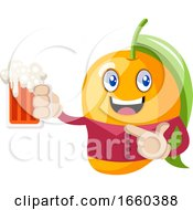 Mango With Beer