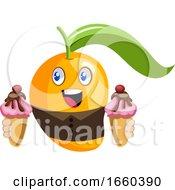 Mango With Ice Cream