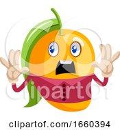 Shocked Mango