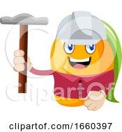 Mango With Hammer