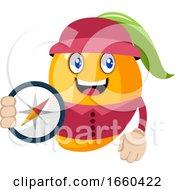 Mango With Compas