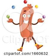 Sausage Juggling