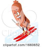 Sausage Skiing