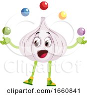 Garlic Juggling