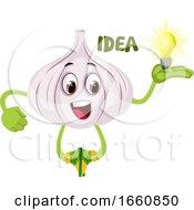 Garlic Having Idea