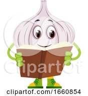 Garlic Reading Book