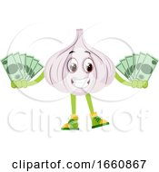 Garlic With Money by Morphart Creations
