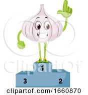 Garlic Is Winner by Morphart Creations