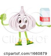 Garlic With Milk