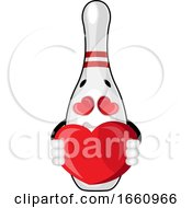 Bowling Pin In Love