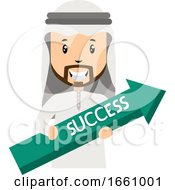 Arab Holding Success Arrow