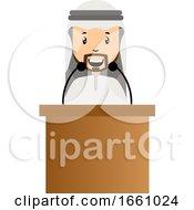 Arab Holding Speech