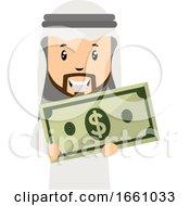 Arab With Money