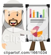Arab With Analytic Panel