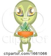 Alien Holding Plant