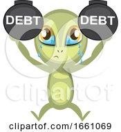 Alien In Debt