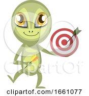 Alien With Target