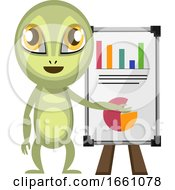 Alien With Analytic Panel