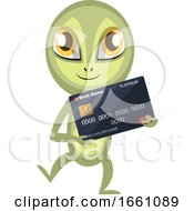 Alien Holding Credit Card