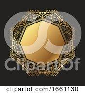 Decorative Frame Background