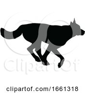 07/31/2019 - Dog Silhouette Pet Animal