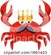 Crab With Crown