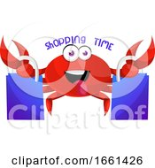 Crab With Bags