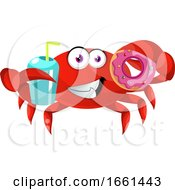 Crab With Donut