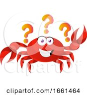 Crab With Question Marks by Morphart Creations