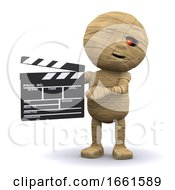 3d Egyptian Mummy Makes A Movie by Steve Young