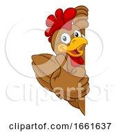 08/03/2019 - Chicken Rooster Cockerel Bird Cartoon Character