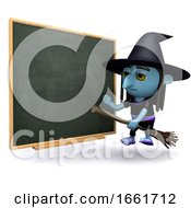 3d Witch Class