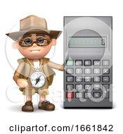 3d Explorer Calculator