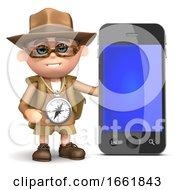 3d Explorer Smartphone