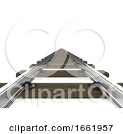3d Railway Tracks by Steve Young