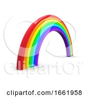 3d Plastic Rainbow by Steve Young