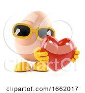 3d Egg Love