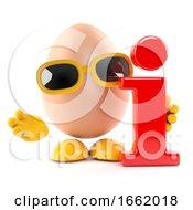 Poster, Art Print Of 3d Egg Information